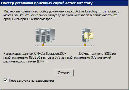 Установка Win 2008 server R2 в качестве DC - 21