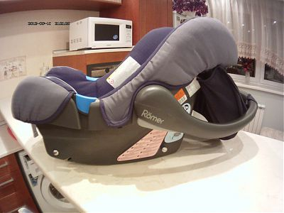 Romer Baby-Safe Plus SHR II
