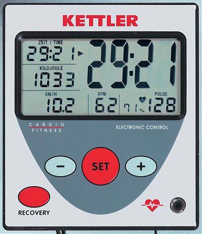KETTLER Vito XL модель 7861-800 тренировочный компьютер