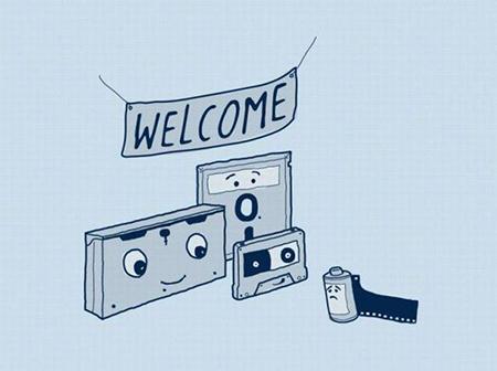 Добро пожаловать в клуб!