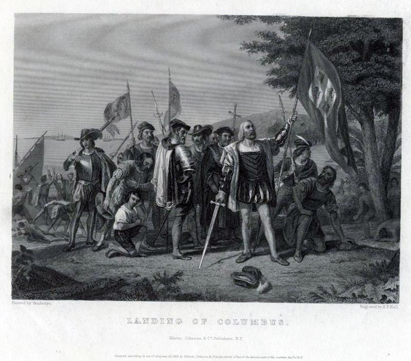 columbus invaded or discovered the west History assessment did christopher columbus discover or invade the west indies christopher columbus was born in the italian seaport of genoa in 1451 as a.