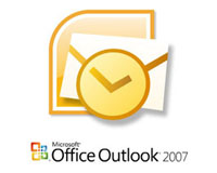 Outlook 2007 logo