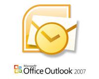 Outlook 2007 logo