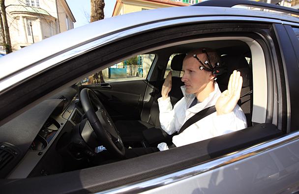Система управления автомобилем без рук, фото 4