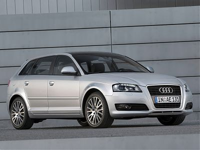 Audi-A3 - Hatchback 5 doors