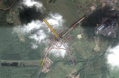 Строительство Новорязанки